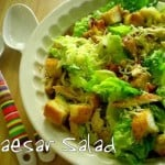 Ballads of Salads! – Caesar Salad