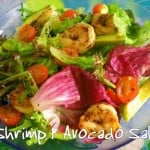 Ballads of Salads! – Shrimp and Avocado Salad