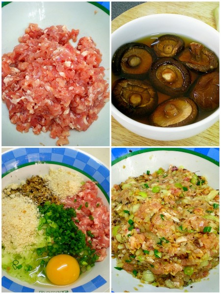 Chinese Meatballs mix