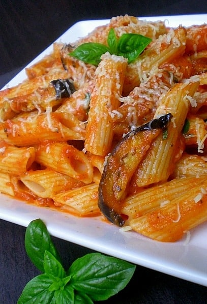 This is…..PASTA! – Penne alla Norma | Feats of Feasts | A ...