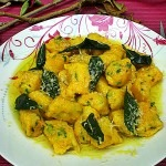 Autumn delight…..Pumpkin Gnocchis in Sage Butter Sauce