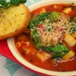 Scoop-A-Soup! – Minestrone