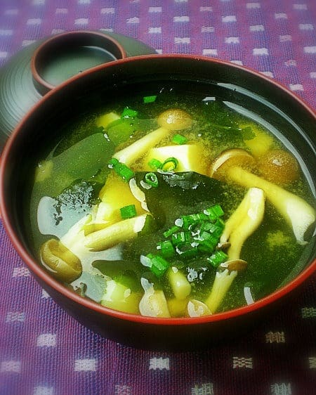 Scoop-A-Soup! – Miso Soup | Feats of Feasts | A Food Blog