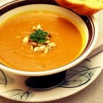 Curried Butternut Squash Soup – Back 2 Back