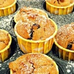 Apple, Raisin Muffins