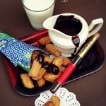 Mini Churros – Back 2 Back (Choux Pastry)