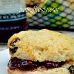 March 2013; Scones Month – Lena's Moonlight Rendezvous Scones