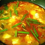 Korean Mania! Soon Du Bu Jjigae