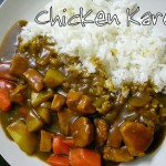 Japanese Chicken Curry (Chicken Kare)