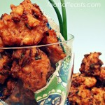 Prawn Fritters and an announcement….