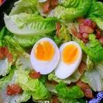 Ballads of Salads! – Egg and Bacon Salad