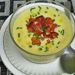 Scoop-A-Soup! – Creamy Potato & Leek Soup