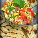 Eat More Vege – Grilled Corn Salsa