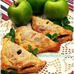 Puff Pastry – Apple Turnovers