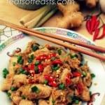 Aromatic Chilli Chicken
