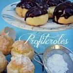 Profiteroles – Back 2 Back (Choux Pastry)