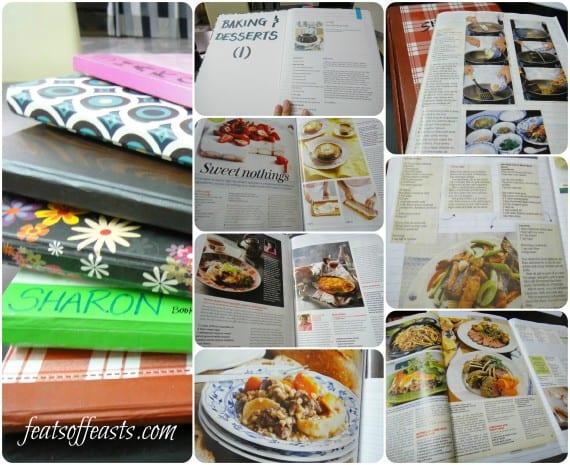 recipe books 2
