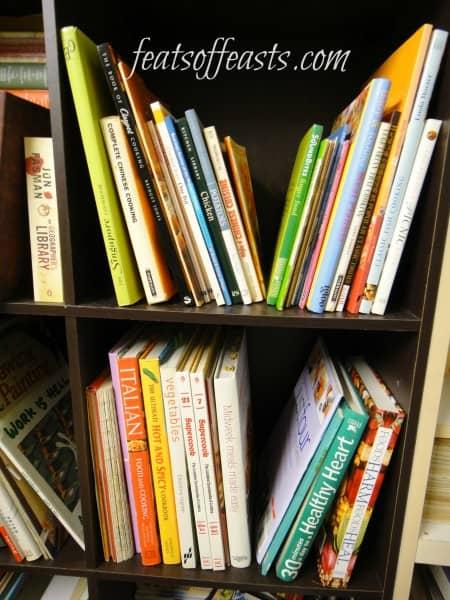 recipe books 3
