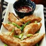 AFF Korea – Kimchi Dumplings/ Mandu 김치 만두