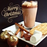 Hot Chocolate – A Christmasy treat!