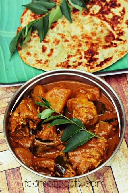 chicken curry 3 w