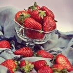 Photography – Ruby Strawberries
