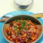 Kimchi Chicken Stir-Fry